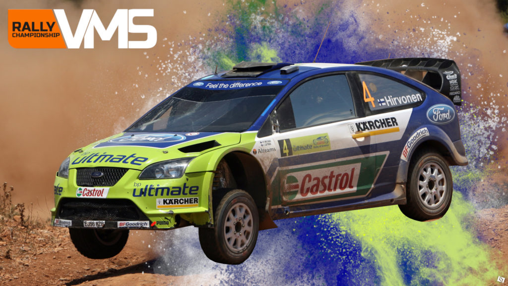 Der Ford Fokus Rally '07. ~Dirt Rally 2.0